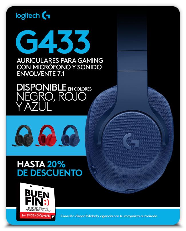 Mailing G433