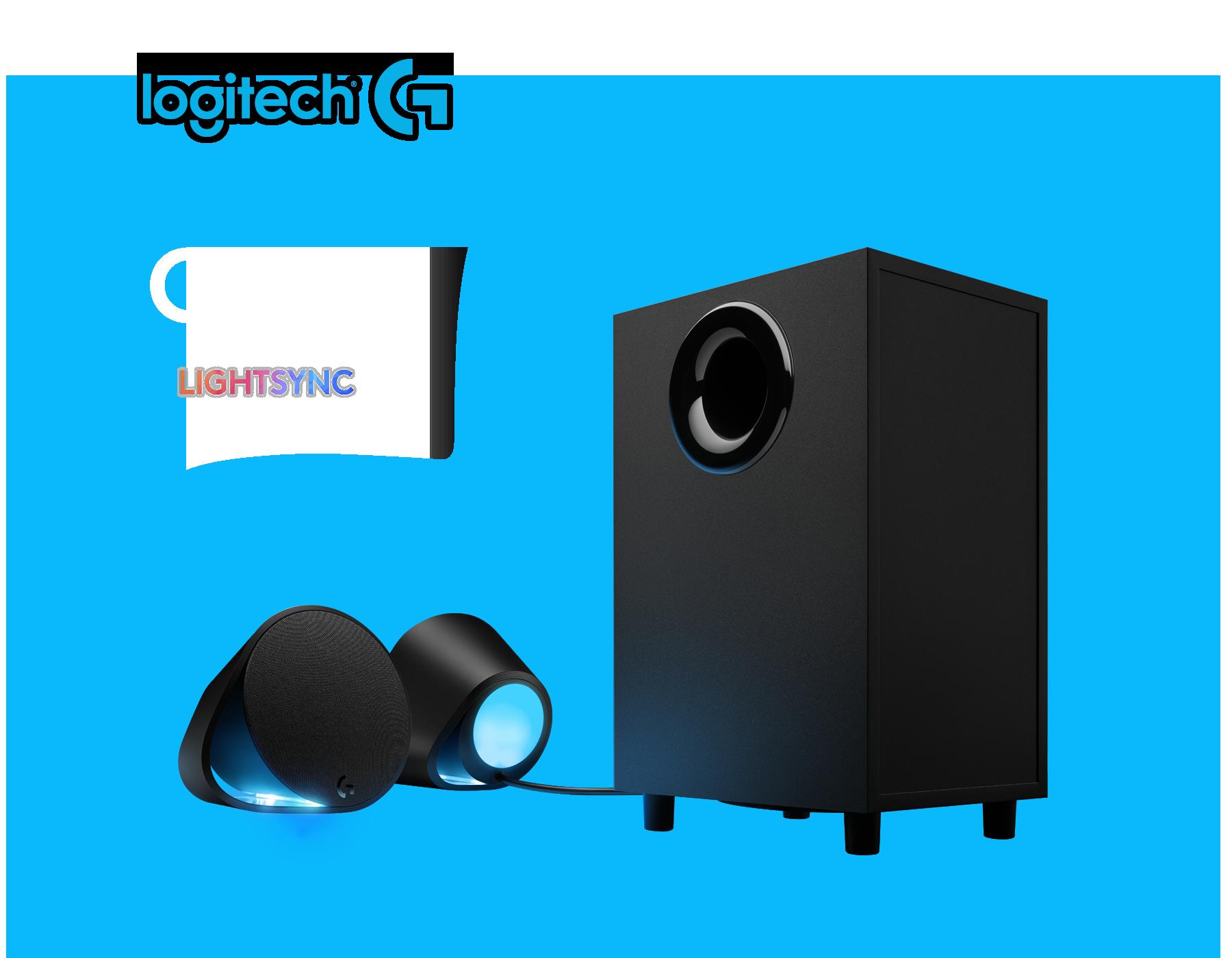 LOGITECH G - G560 - BOCINA PARA GAMING