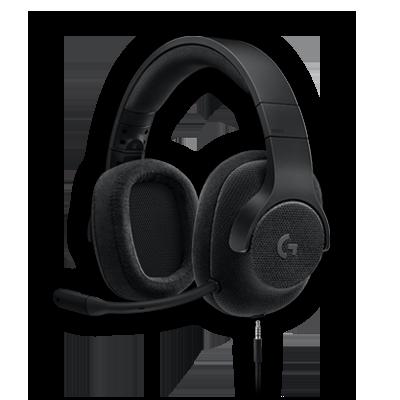 LOGITECH G - G433 HEADSET - HEADSET PARA GAMING
