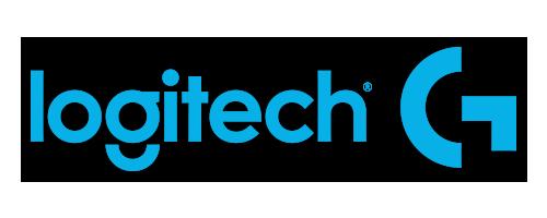 Logitech G logo azul