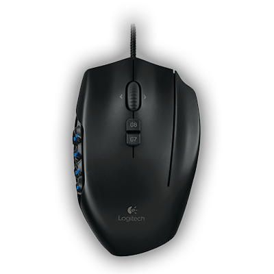 LOGITECH G - G600 MMO - GAMING MOUSE