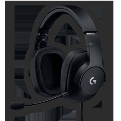 LOGITECH G - PRO Gaming Headset - HEADSET PARA GAMING