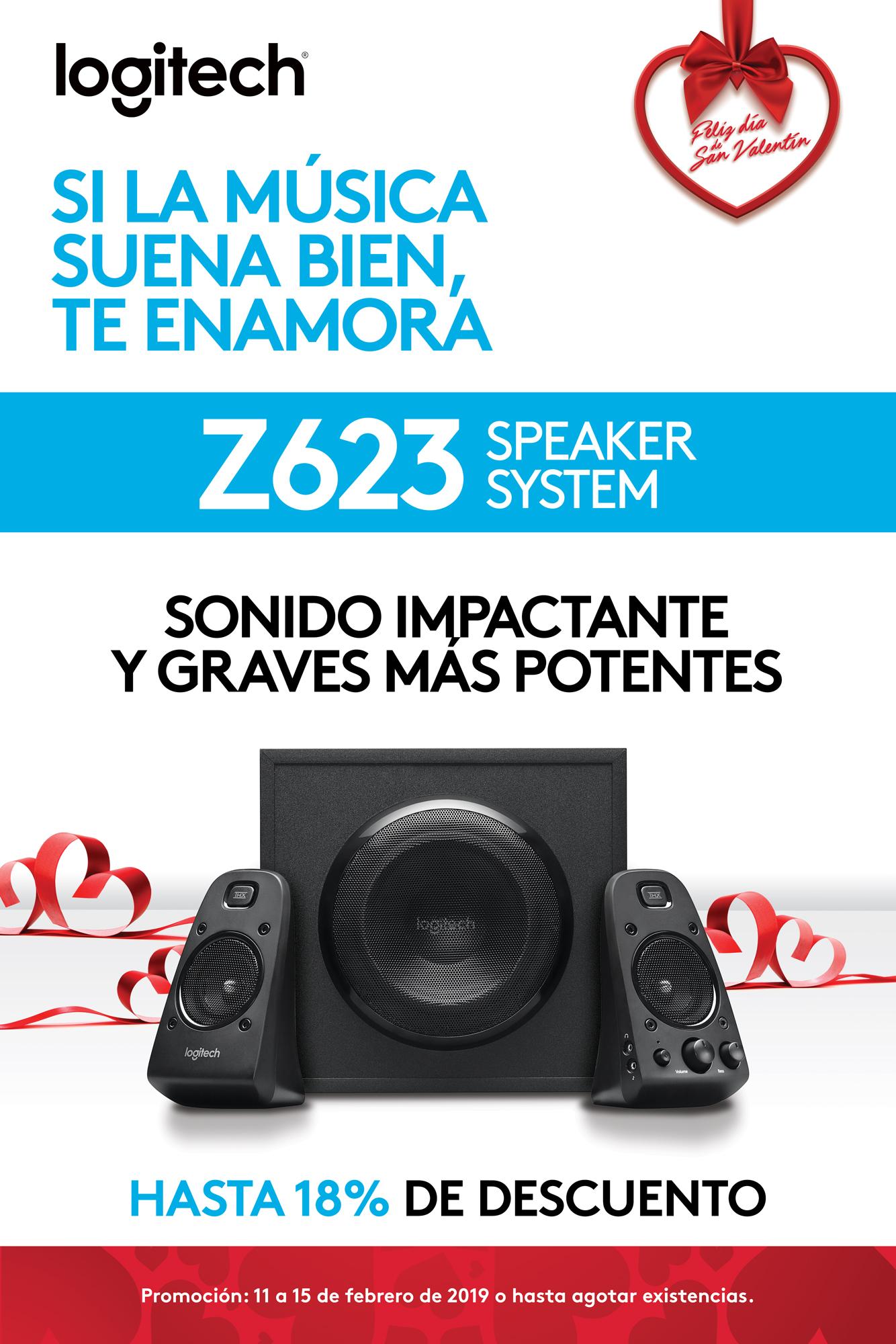 Promo Z623 - Bocinas - Logitech