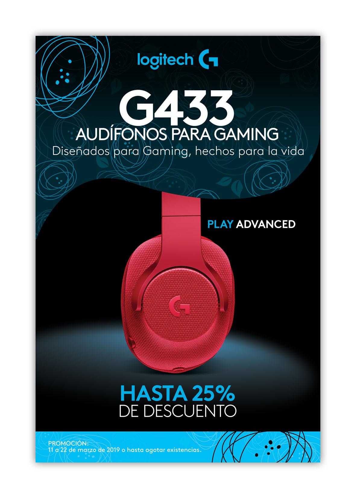 Poster Marzo G433 Rojo 32x48cm MUESTRA