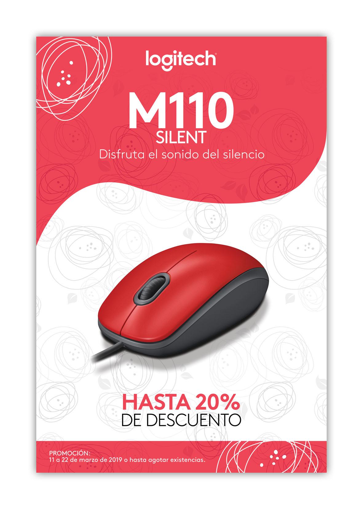 Poster Marzo M110 Rojo 32x48cm MUESTRA